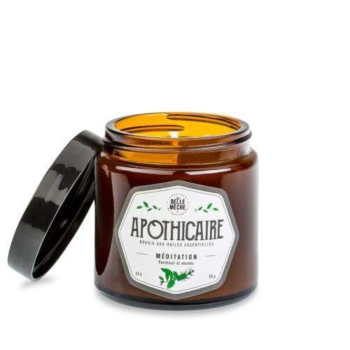 La Belle Mèche - Bougie parfumée Apothicaire