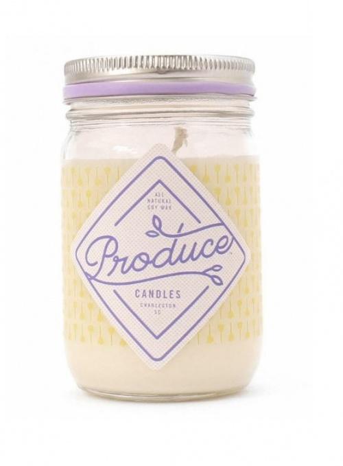 Produce - Bougie parfumée fleurs sauvages