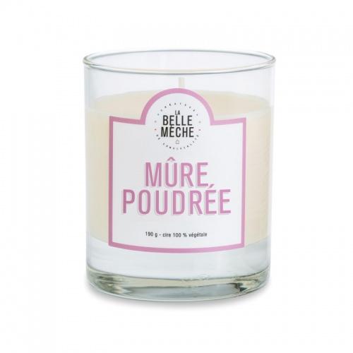 La Belle Mèche - Bougie parfumée mûre