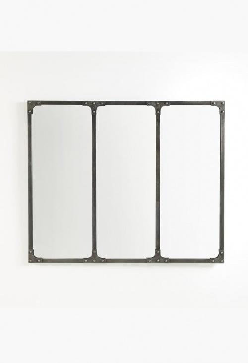 La Redoute Intérieurs - Miroir industriel