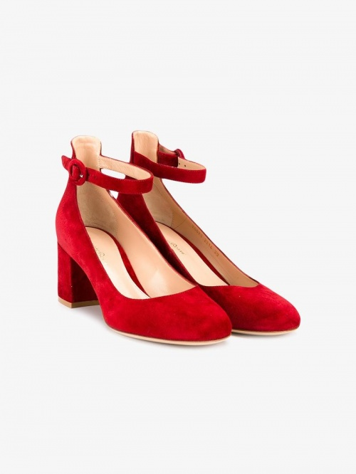 Gianvito Rossi - Babies rouges
