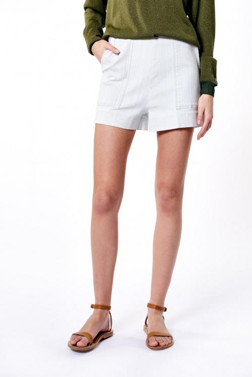 Bellerose - Short blanc