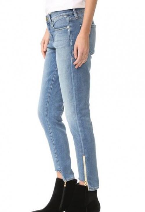 Frame - Jean zip