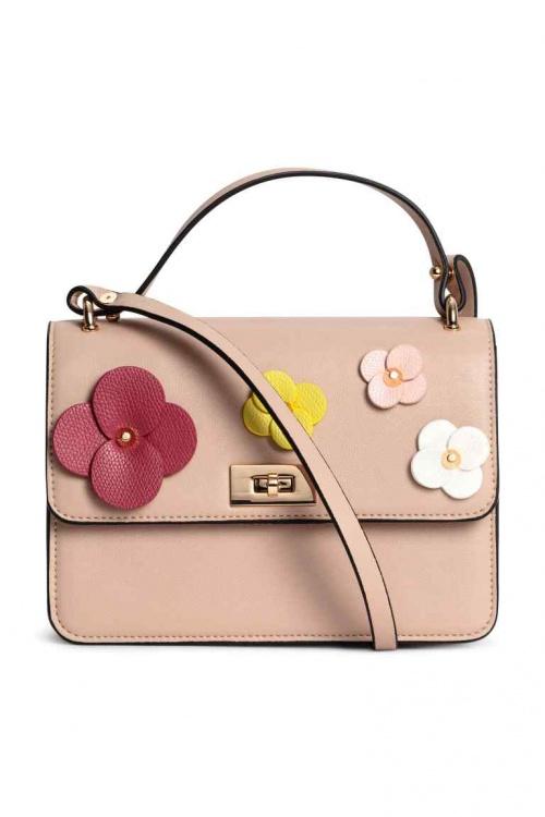 H&M - Sac fleuri