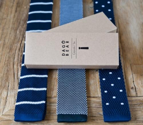 Les Raffineurs - Cravate en soie