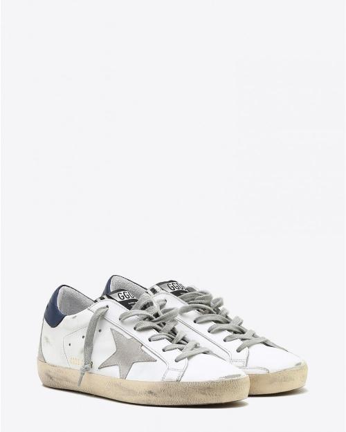 Golden Goose - Sneakers zébrées