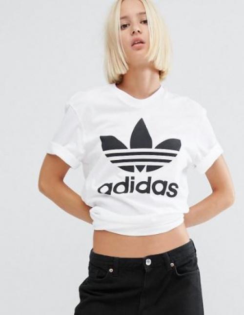 Adidas Originals - T-shirt trèfle