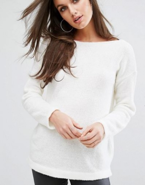 Missguided - Pull découpes dos