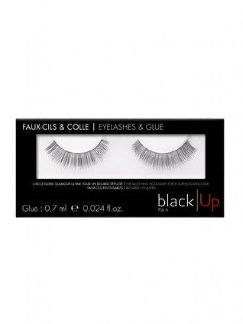black|Up - Faux-cils