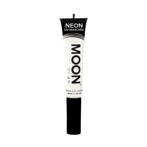 Moon glow - Mascara néon blanc