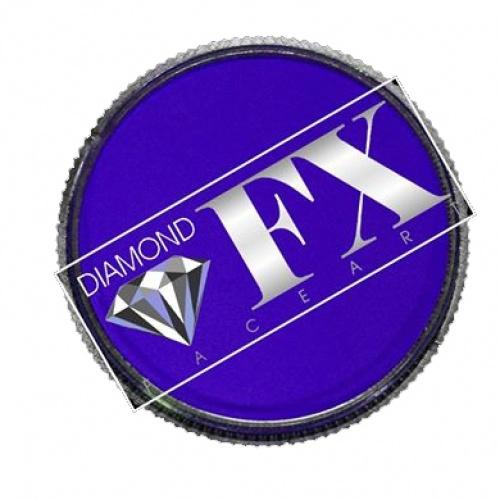 Diamond FX - Fard à l'eau bleu