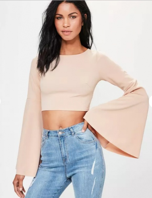 Missguided - Crop top