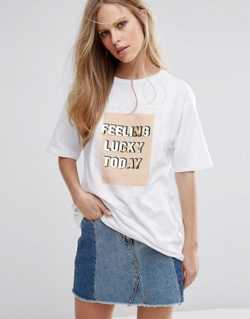 Pull&Bear - Tshirt