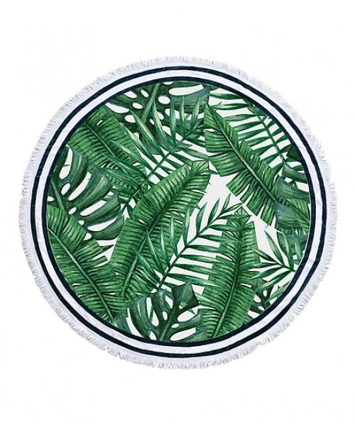 Les Antillaises - Serviette palmiers