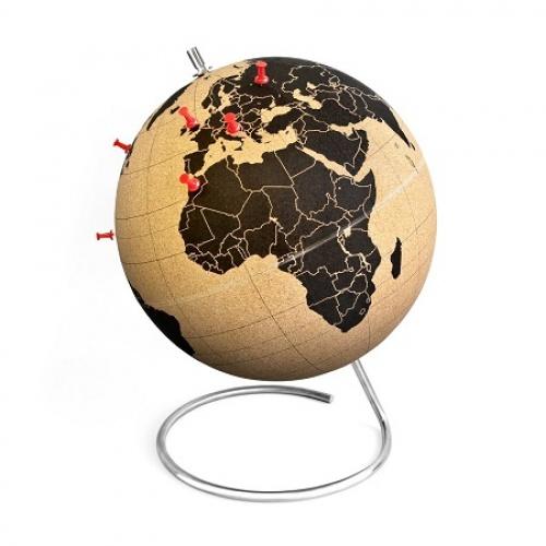Amazon - Globe terrestre