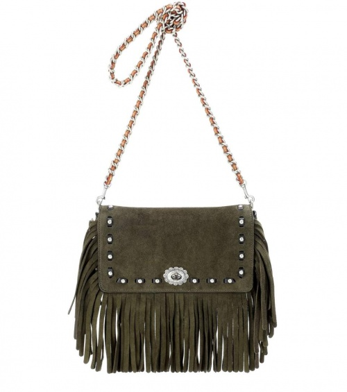 Coach - Sac franges