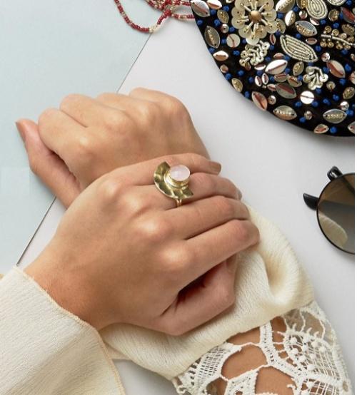 Ottoman Hands - Bague