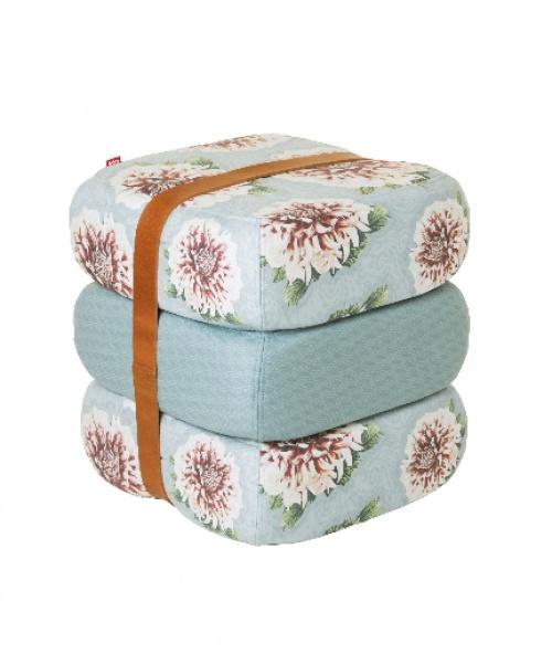 Made In Design - Lot de 3 poufs