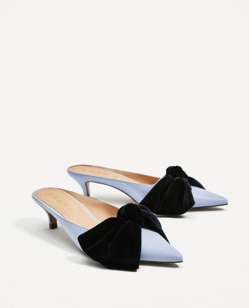 Zara - Mules pointues
