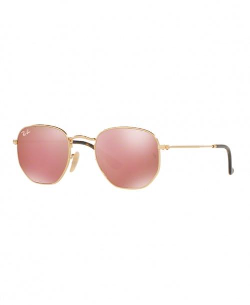 Ray Ban - Lunettes de soleil roses