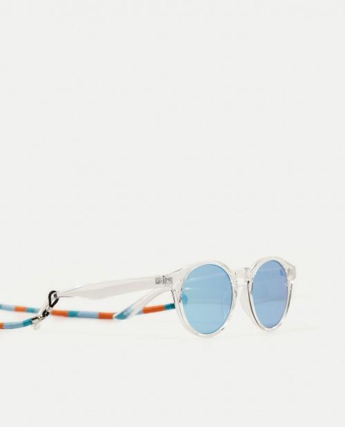 Zara - Lunettes de soleil bleues