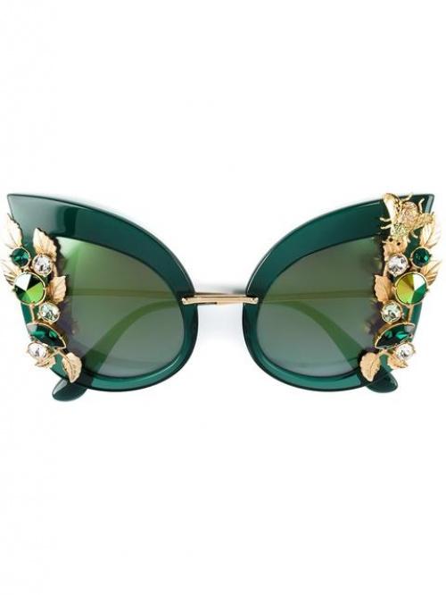 Dolce & Gabbana - Lunettes de soleil bijoux