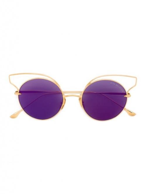 Dita Eyewear - Lunettes de soleil cat eyes