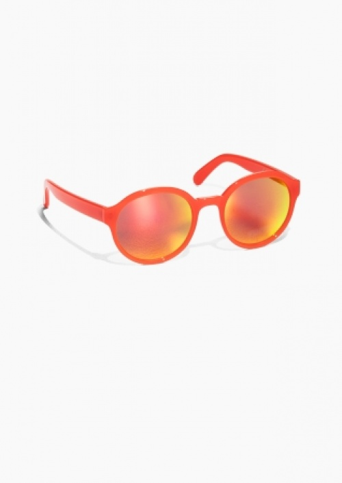 & Other Stories - Lunettes de soleil oranges