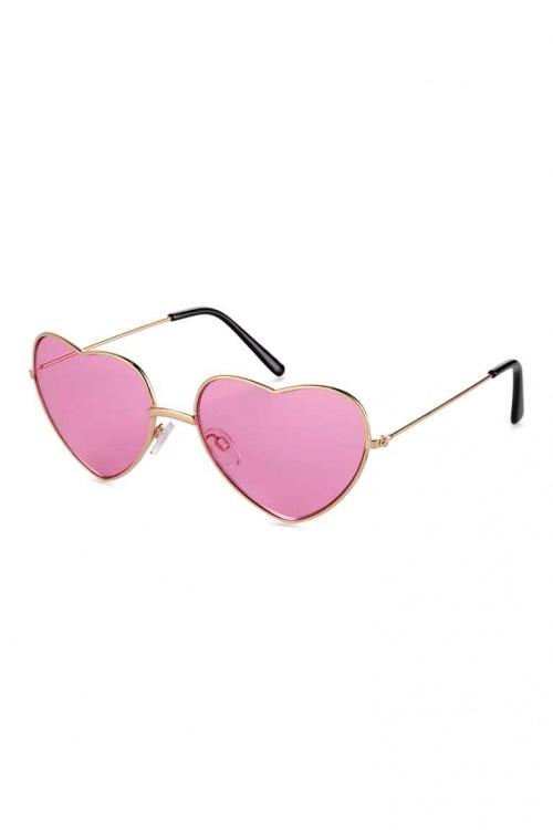 H&M - Lunettes de soleil coeur