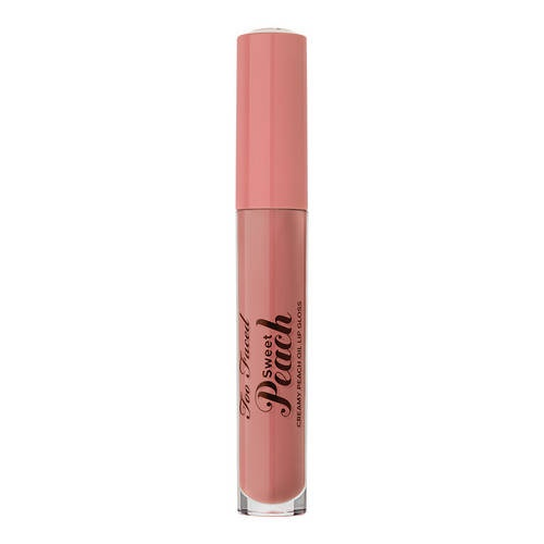 Too Faced - Sweet Peach Creamy Gloss Papa don't peach