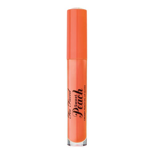 Too Faced - Sweet Peach Creamy Gloss Poppin'Peach