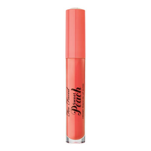 Too Faced - Sweet Peach Creamy Gloss Peach Please !