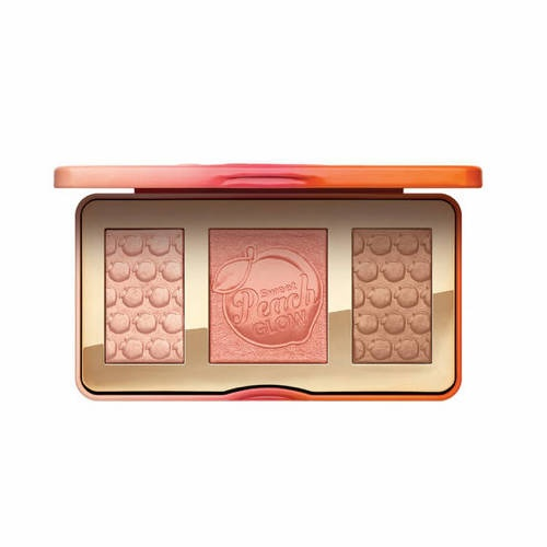 Too Faced - Sweet Peach Glow Trio Kit