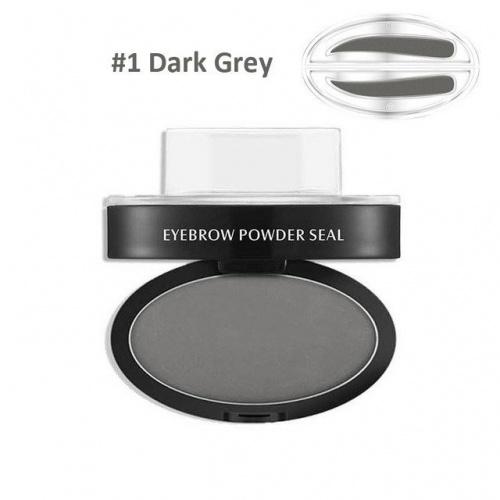 Kit sourcils gris - Barres