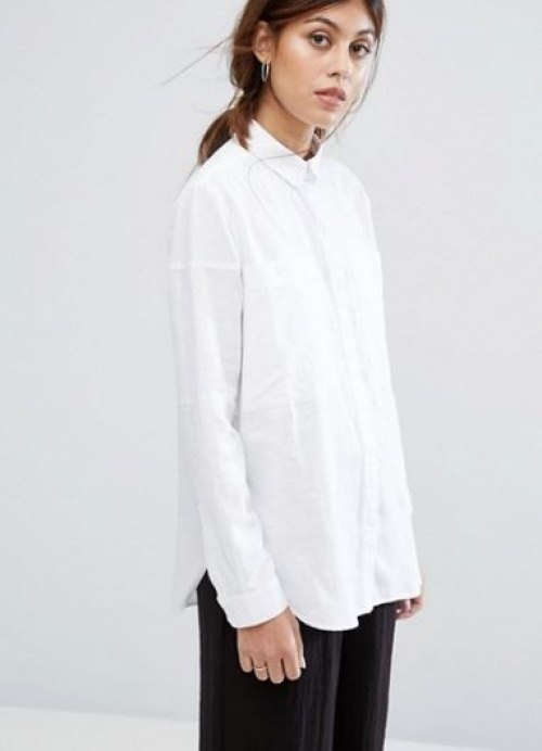 Whistles - Chemise blanche