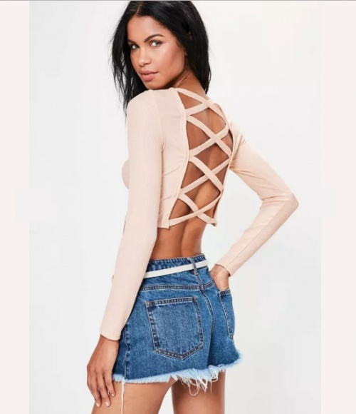 Missguided - Top dos nu