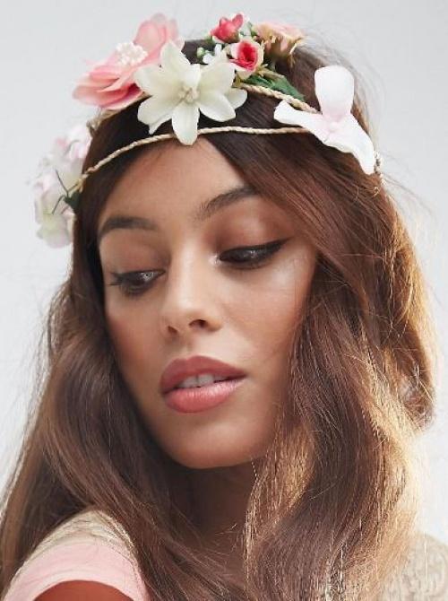 Asos - Headband motif floral