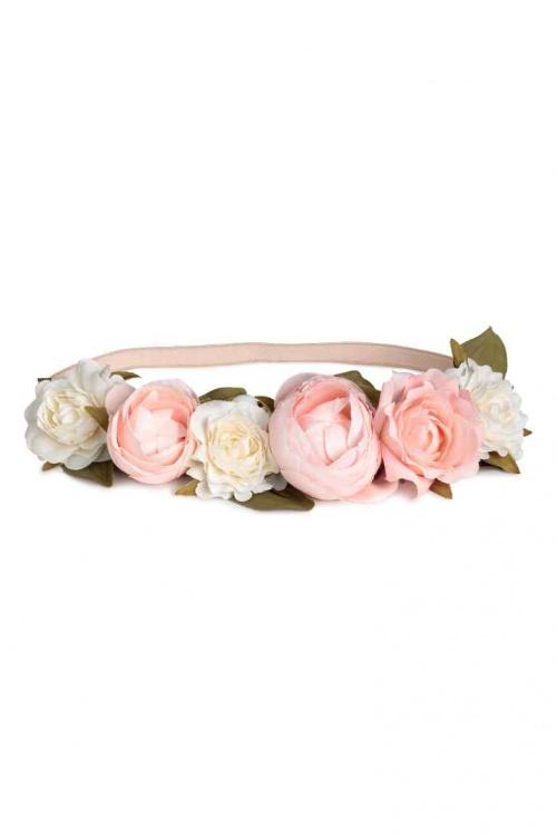 H&M - Couronne de fleurs