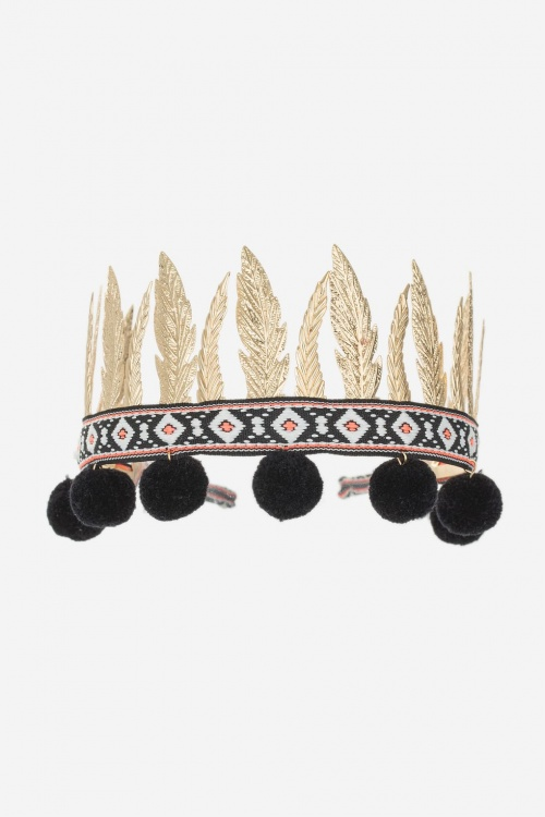 Topshop - Couronne style indien