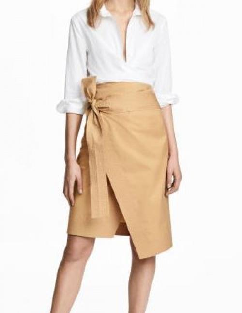 H&M - Jupe coton