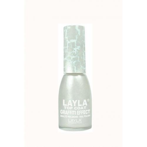 Top coat à effet craquelé - Layla Cosmetics