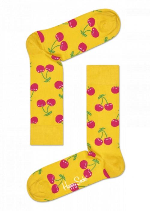 Happy Socks - Chaussettes cerises
