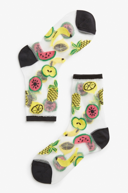Monki - Chaussettes fruits