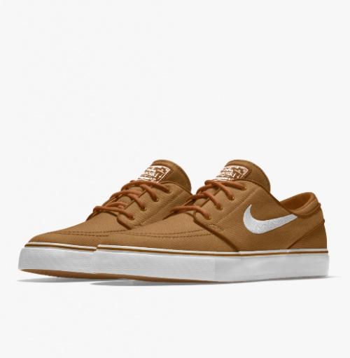 Nike SB basse beige