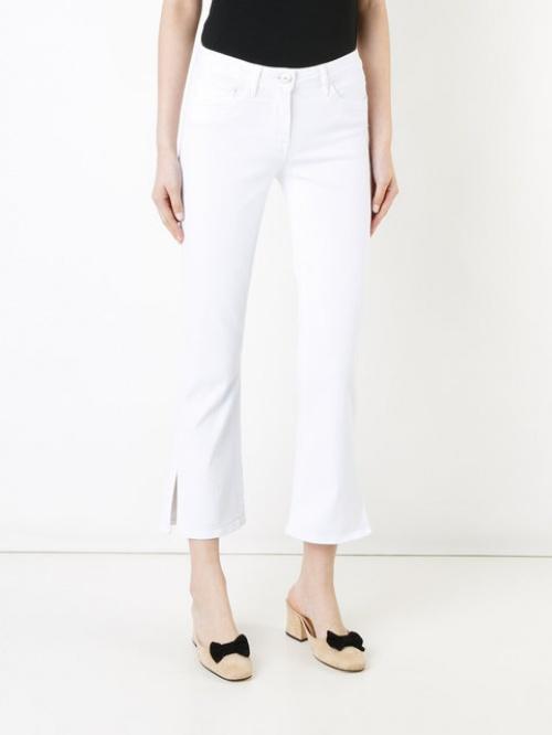 3X1 - Jean évasé blanc