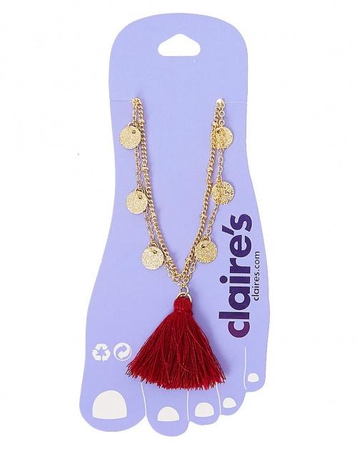 Claire's - Bijou de cheville