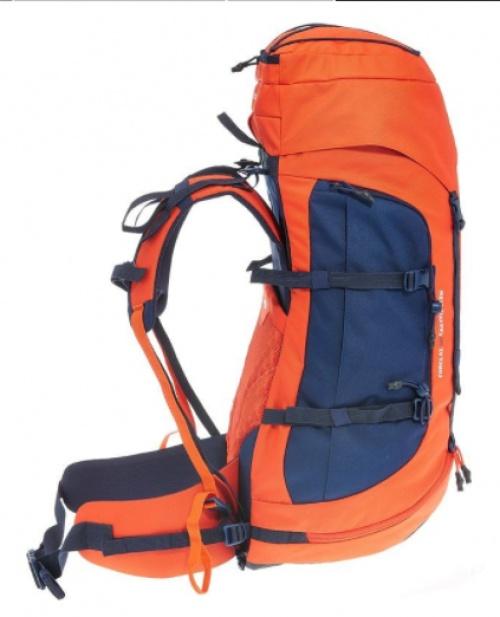 sac orange et marine