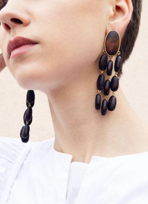 Mango - Boucles d'oreilles
