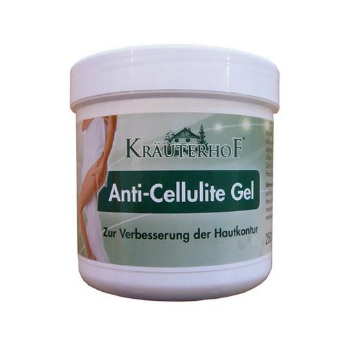 Gel anti-cellulite effet chauffant - Kraüterhof