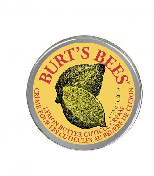 Crème pour cuticules au beurre de citron - Burt's Bees